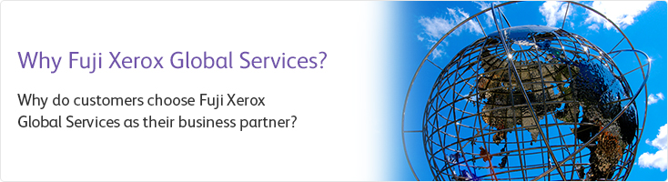 Why do customers choose Outsourcing Services as their business partner?