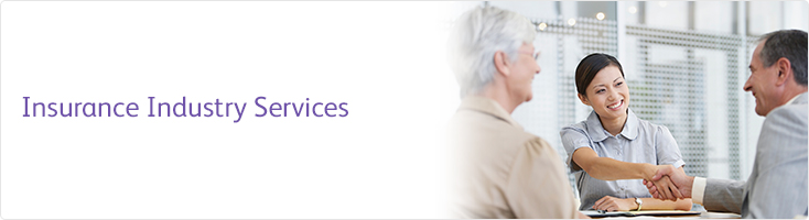 Insurance Industry Services