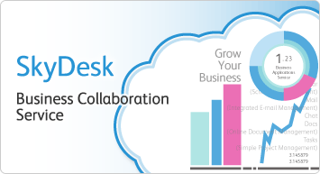 [SkyDesk] Business Collaboration Service