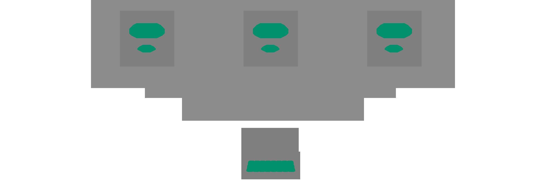 Multiple-device installation